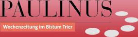Paulinus - Wochenzeitung im Bistum Trier Logo